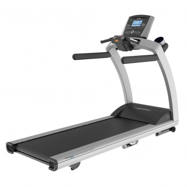 Life Fitness Treadmill T5 Go Console display